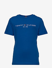 Tommy Hilfiger - ESSENTIAL TEE S/S - short-sleeved - lapis lazuli 431-880 - 0