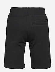 Tommy Hilfiger - ESSENTIAL SWEATSHORTS - shorts - black - 1