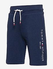 Tommy Hilfiger - ESSENTIAL SWEATSHORTS - shorts - twilight navy - 2