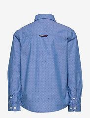 Tommy Hilfiger - MINI PRINT HILFIGER - shirts - regatta 18-4039 - 1