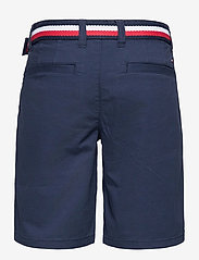 Tommy Hilfiger - ESSENTIAL BELTED CHINO SHORTS - shorts - twilight navy - 1