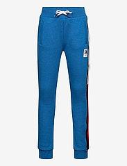Tommy Hilfiger - INSERT SWEATPANTS - sweatpants - dynamic blue - 0