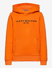 Tommy Hilfiger - ESSENTIAL HOODIE - hættetrøjer - sunset fruit - 0