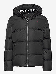 Tommy Hilfiger - ESSENTIAL DOWN JACKET - puffer & padded - black - 0