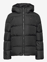 Tommy Hilfiger - ESSENTIAL DOWN JACKET - puffer & padded - black - 1