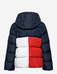 Tommy Hilfiger - ESSENTIAL DOWN JACKET - puffer & padded - colourblock - 1