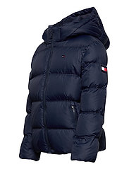 Tommy Hilfiger - ESSENTIAL DOWN JACKET - puffer & padded - twilight navy - 4