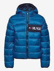 Tommy Hilfiger - ESSENTIAL PADDED JACKET - puffer & padded - dynamic blue - 1