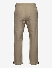 Tommy Hilfiger - STRETCH POPLIN PULL ON PANTS - sweatpants - silt - 1