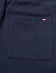 Tommy Hilfiger - TH LOGO SWEATPANTS - sweatpants - twilight navy - 4