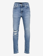 Tommy Hilfiger - SCANTON SLIM - jeans - recycledastrablue - 0