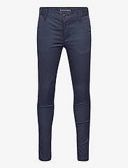 Tommy Hilfiger - ESSENTIAL TH FLEX SKINNY CHINOS - trousers - twilight navy - 0