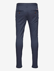 Tommy Hilfiger - ESSENTIAL TH FLEX SKINNY CHINOS - trousers - twilight navy - 1
