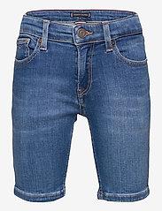 Tommy Hilfiger - SPENCER SHORT - shorts - summermedbluestretch - 0