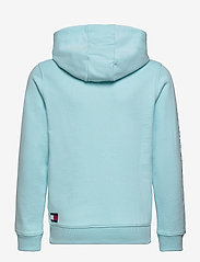 Tommy Hilfiger - TH COOL GRAPHIC HOODIE - frost blue - 1