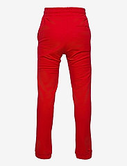 Tommy Hilfiger - GLOBAL STRIPE SWEATPANTS - sweatpants - deep crimson - 1
