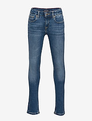 Tommy Hilfiger - GIRLS NORA SKINNY NY - jeans - new york mid stretch - 0