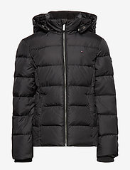 Tommy Hilfiger - ESSENTIAL BASIC DOWN - puffer & padded - tommy black - 2
