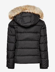Tommy Hilfiger - ESSENTIAL BASIC DOWN - puffer & padded - tommy black - 4