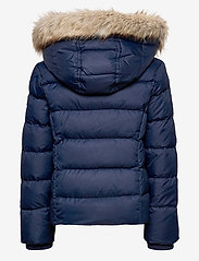 Tommy Hilfiger - ESSENTIAL BASIC DOWN - puffer & padded - twilight navy - 1