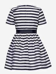 Tommy Hilfiger - NAUTICAL STRIPE DRESS - robes - white stripe 01 - 1