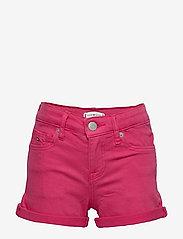 Tommy Hilfiger - NORA SHORT SOCDST - shorts - blush red - 0