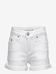 Tommy Hilfiger - NORA SHORT SOCDST - shorts - white - 0