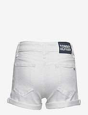 Tommy Hilfiger - NORA SHORT SOCDST - shorts - white - 1