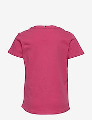 Tommy Hilfiger - ESSENTIAL  TEE S/S - short-sleeved - blush red - 1