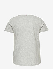 Tommy Hilfiger - ESSENTIAL  TEE S/S - short-sleeved - light grey heather - 1
