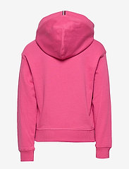 Tommy Hilfiger - ESSENTIAL HOODED SWE - hoodies - blush red - 1