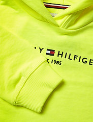 Tommy Hilfiger - ESSENTIAL HOODED SWE - hoodies - safety yellow - 2