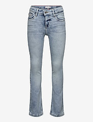 Tommy Hilfiger - NORA SKINNY FLARE - CLBSTR - jeans - cloudy light blue stretch - 0