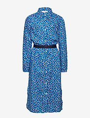 Tommy Hilfiger - DITSY FLOWER PRINT DRESS S/S - kjoler - dynamic blue/ ditsy flower - 0