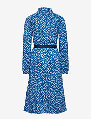 Tommy Hilfiger - DITSY FLOWER PRINT DRESS S/S - kjoler - dynamic blue/ ditsy flower - 1