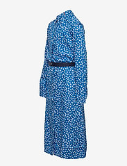 Tommy Hilfiger - DITSY FLOWER PRINT DRESS S/S - kjoler - dynamic blue/ ditsy flower - 3