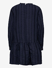 Tommy Hilfiger - EMBROIDERY ANGLAIS D - dresses - twilight navy - 1