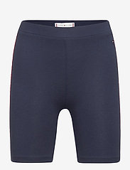 Tommy Hilfiger - ESSENTIAL CYCLING SHORTS - shorts - twilight navy - 0