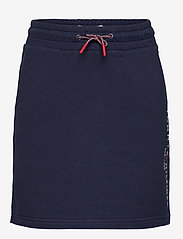 Tommy Hilfiger - ESSENTIAL HWK SKIRT - röcke - twilight navy - 0