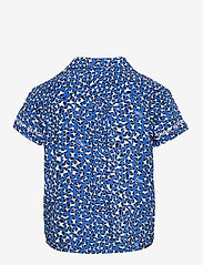 Tommy Hilfiger - ALLOVER LEOPARD PRINT TOP S/S - shirts - abstract leopard print - 1