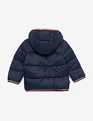 Tommy Hilfiger - BABY FLAG PUFFER JACKET - puffer & padded - twilight navy - 1