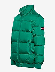 Tommy Hilfiger - U REFLECTIVE FLAG BOMBER - puffer & padded - midwest green - 3