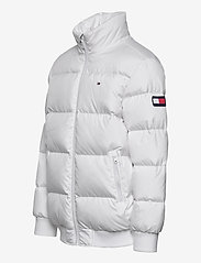 Tommy Hilfiger - U REFLECTIVE FLAG BOMBER - puffer & padded - white - 3