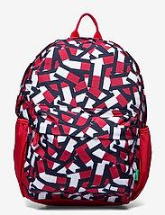 Tommy Hilfiger - BTS CORE BACKPACK FLAG PNT - backpacks - flag print - 0