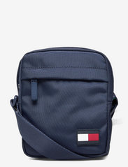 Tommy Hilfiger - BTS CORE REPORTER - totes & small bags - twilight navy - 0