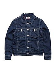 D THKB DENIM TRUCKER JACKET NDPU - DENIM