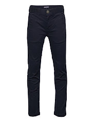 BOYS SLIM CHINO OSTW PD - SKY CAPTAIN
