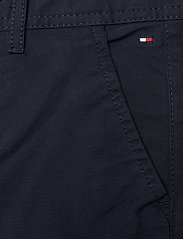 Tommy Hilfiger - BOYS SLIM CHINO OSTW PD - trousers - sky captain - 2