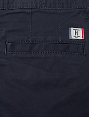 Tommy Hilfiger - BOYS SLIM CHINO OSTW PD - trousers - sky captain - 4