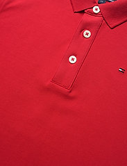 Tommy Hilfiger - BOYS TOMMY POLO S/S - polo shirts - apple red - 2